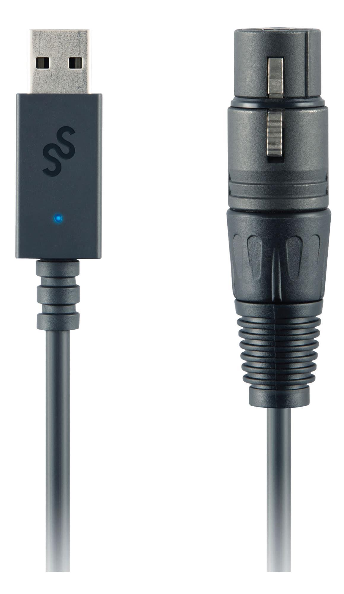 Lichtsteuerung - Soundswitch Micro DMX Interface - Onlineshop Musikhaus Kirstein