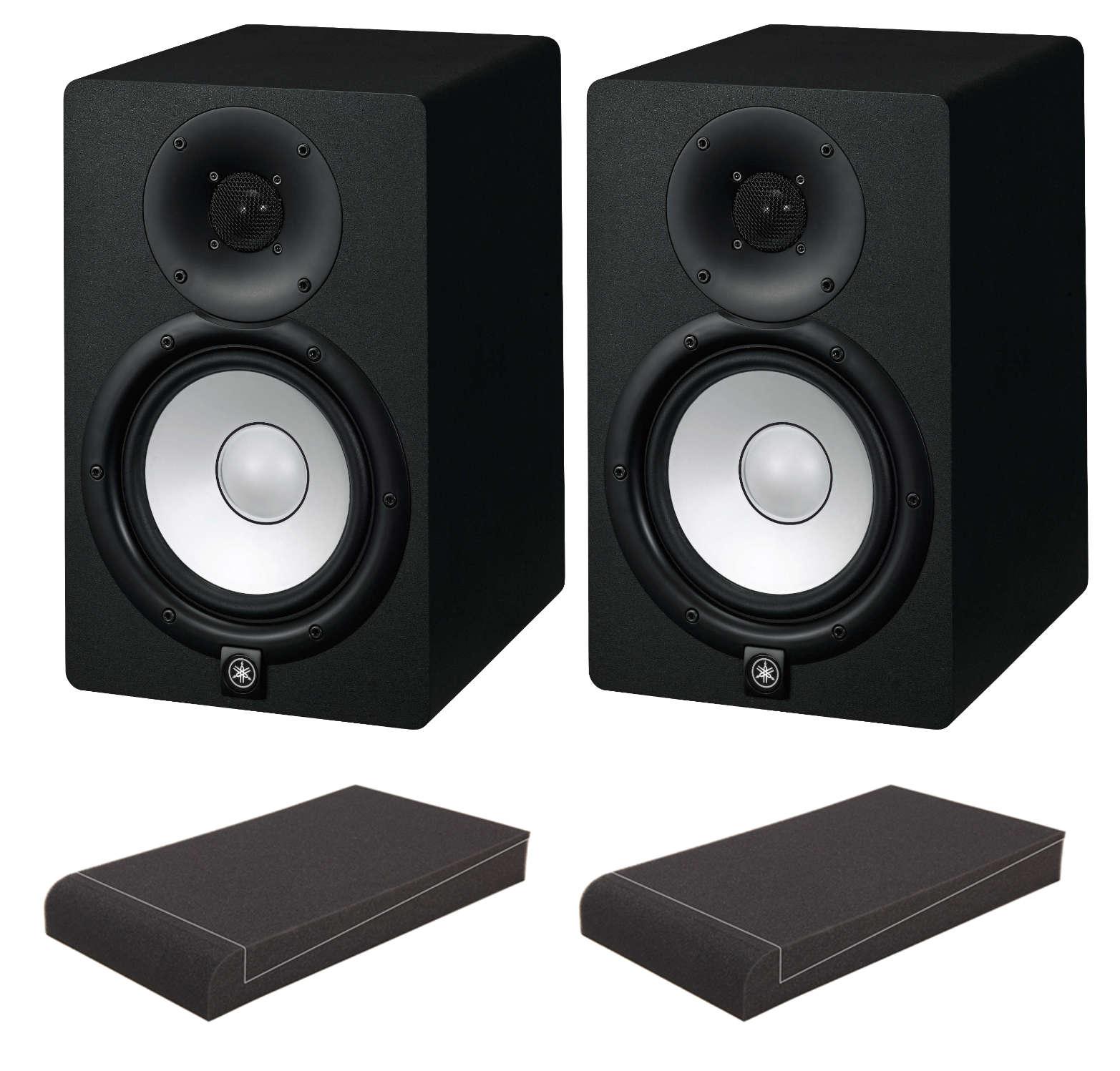 Studiomonitore - Yamaha HS7 MP ISO Set - Onlineshop Musikhaus Kirstein