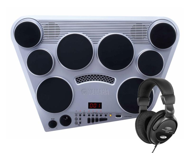 Yamaha DD 65 E Percussion SET inkl. Kopfhörer