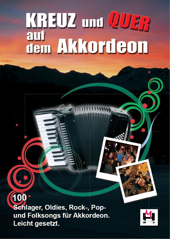 Akkordeonlernen - Kreuz und Quer auf dem Akkordeon - Onlineshop Musikhaus Kirstein