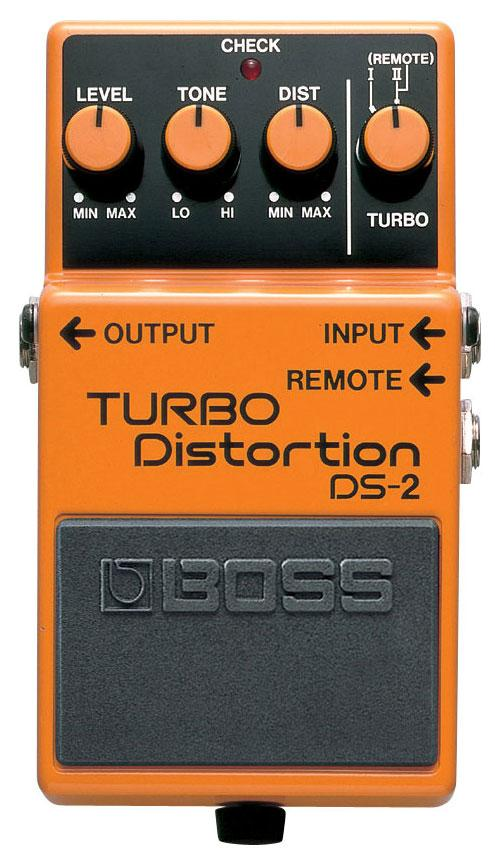 Boss DS 2 Turbo Distortion