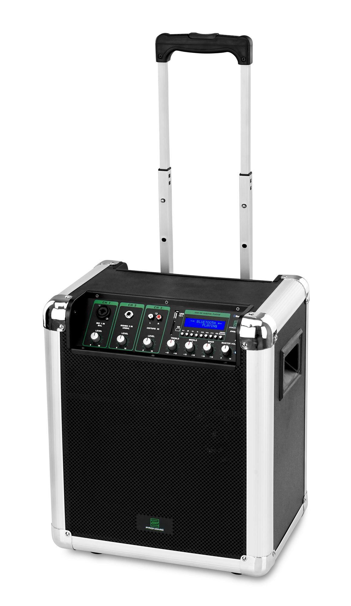 Pronomic PPA8M Akku Aktivbox 22 Watt