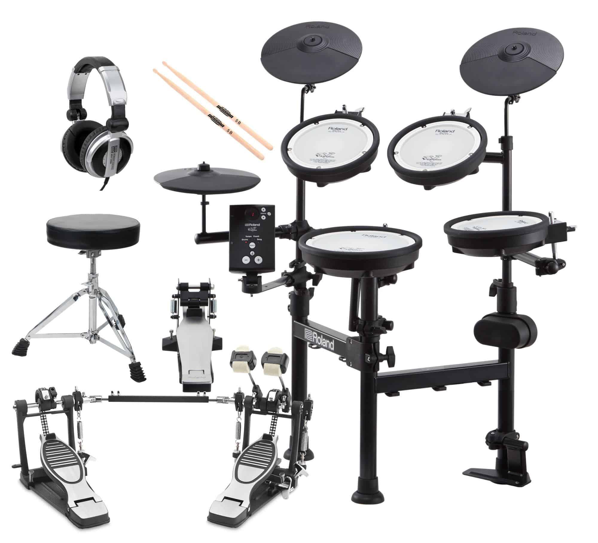 Roland TD 1KPX2 V Drums Portable Set Double