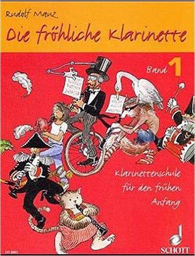 Die fröhliche Klarinette Band 1