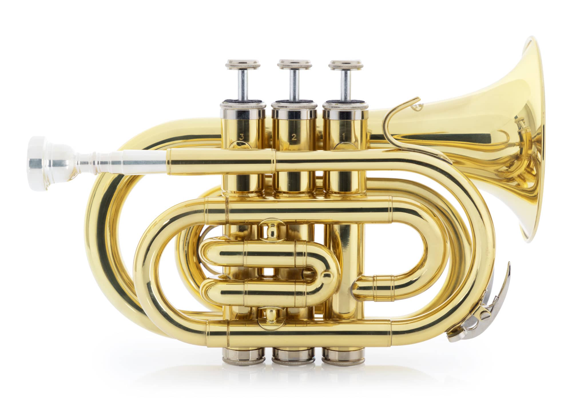 Classic Cantabile Brass TT 500 Bb Taschentrompete Messing