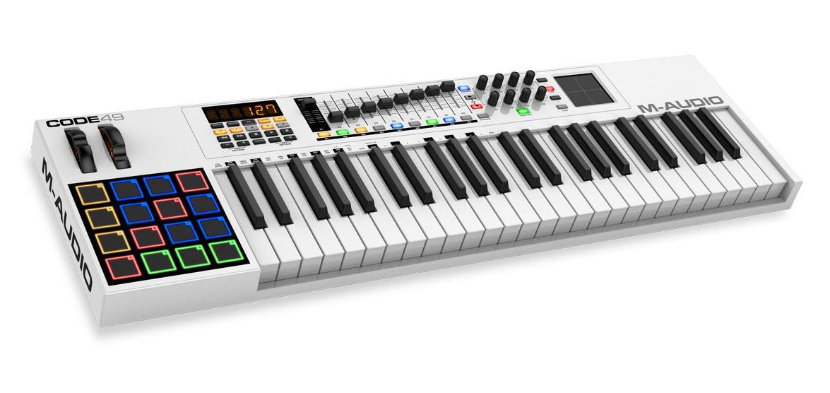 M Audio Code 49 USB|MIDI Controller