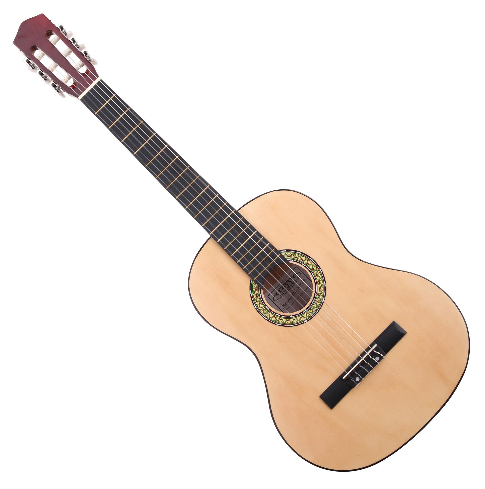Classic Cantabile Acoustic Series AS 851 L Klassikgitarre 7|8 für Linkshänder