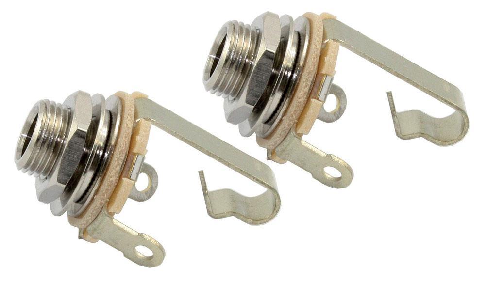 Switchcraft EP0055 Mono Klinkenbuchse Paar