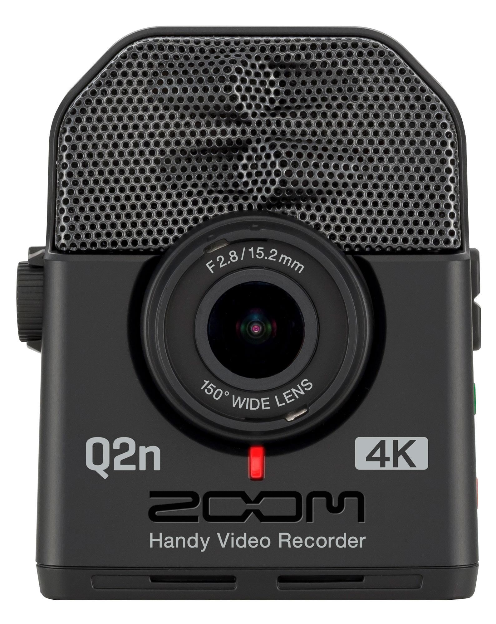 Recording - Zoom Q2N 4K Handy Video Recorder - Onlineshop Musikhaus Kirstein