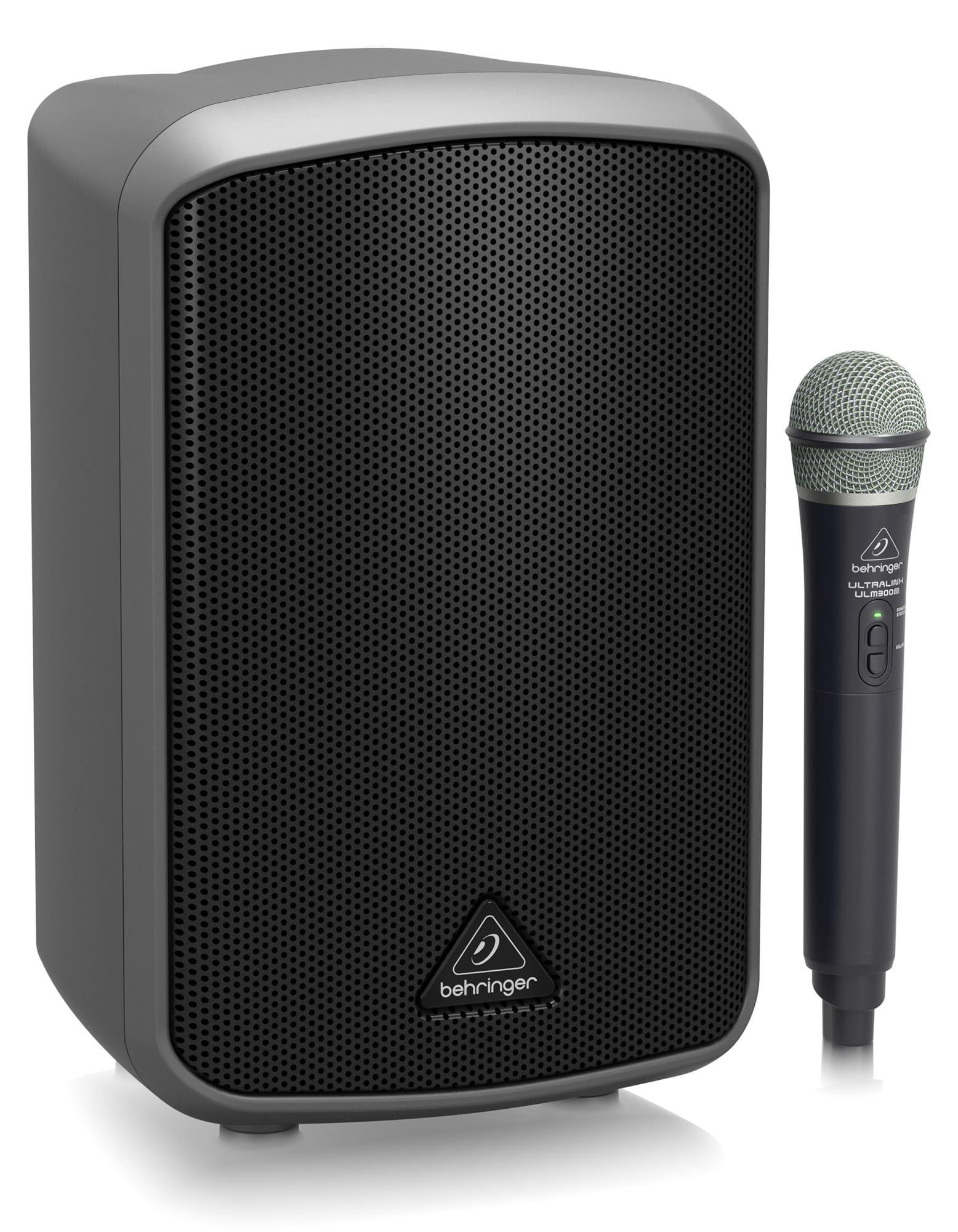 Paboxen - Behringer MPA100BT Bluetooth Lautsprecher - Onlineshop Musikhaus Kirstein