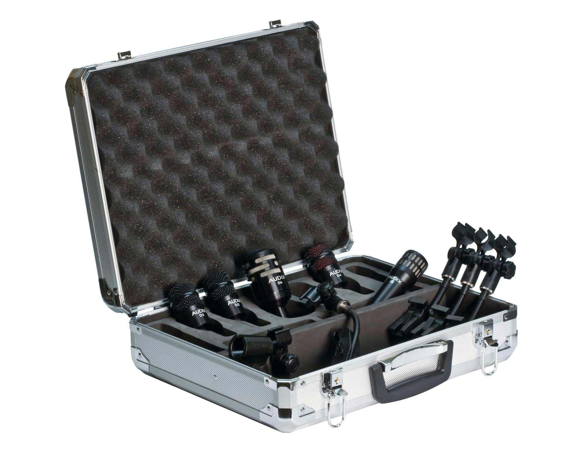 Mikrofone - Audix DP5 A Schlagzeug Mikrofon Set - Onlineshop Musikhaus Kirstein