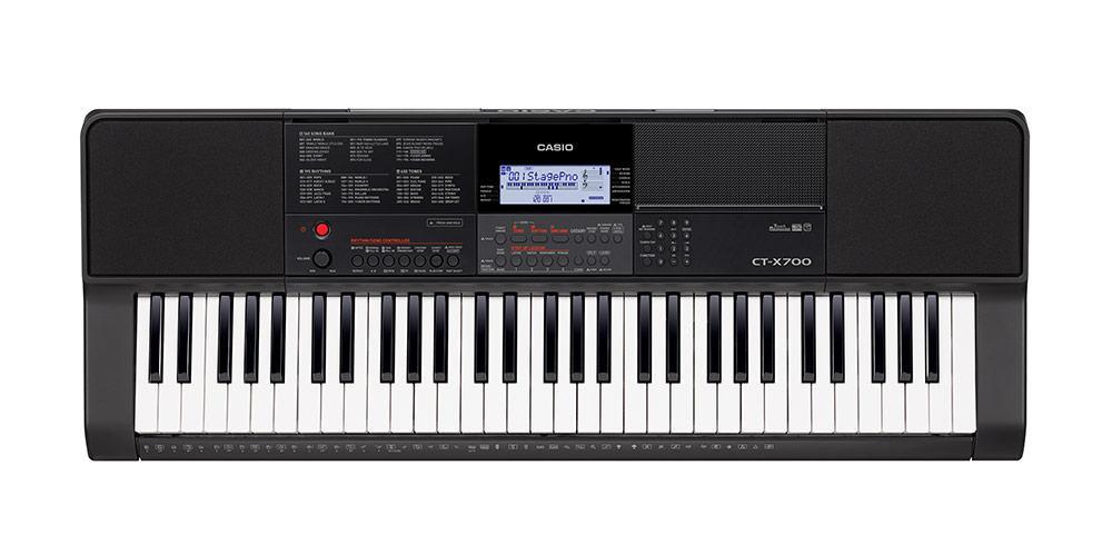 Homekeyboards - Casio CT X700 Keyboard - Onlineshop Musikhaus Kirstein