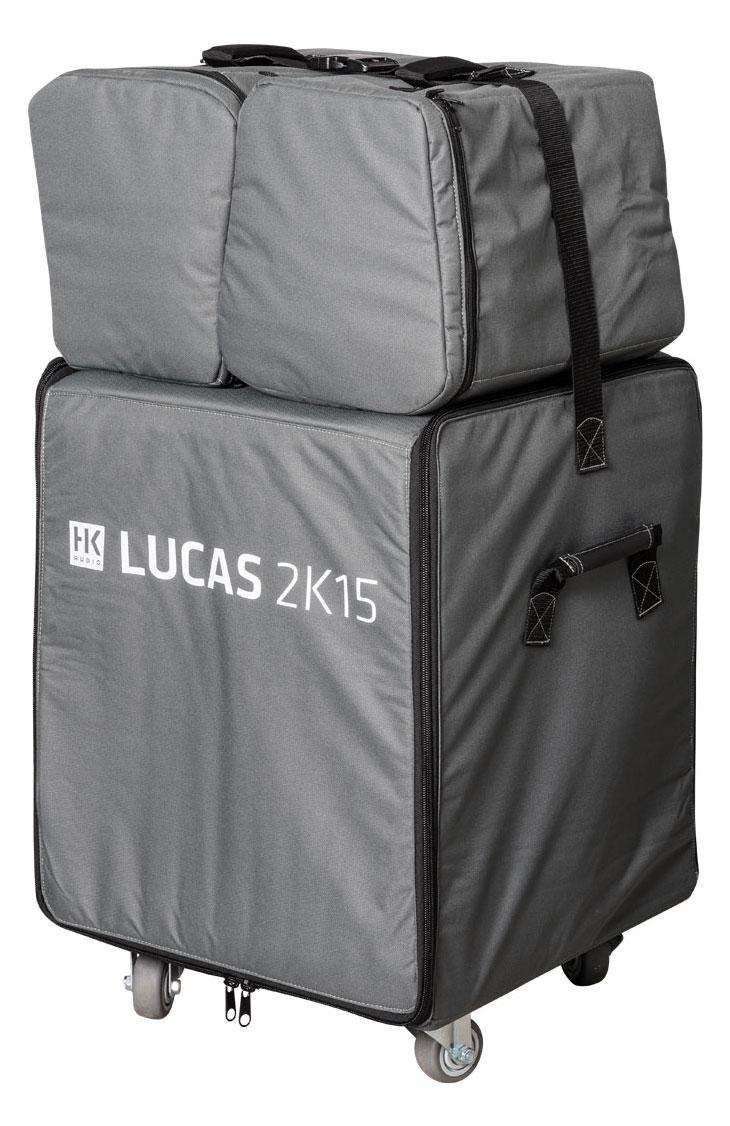 HK Lucas 2K15 Roller Bag