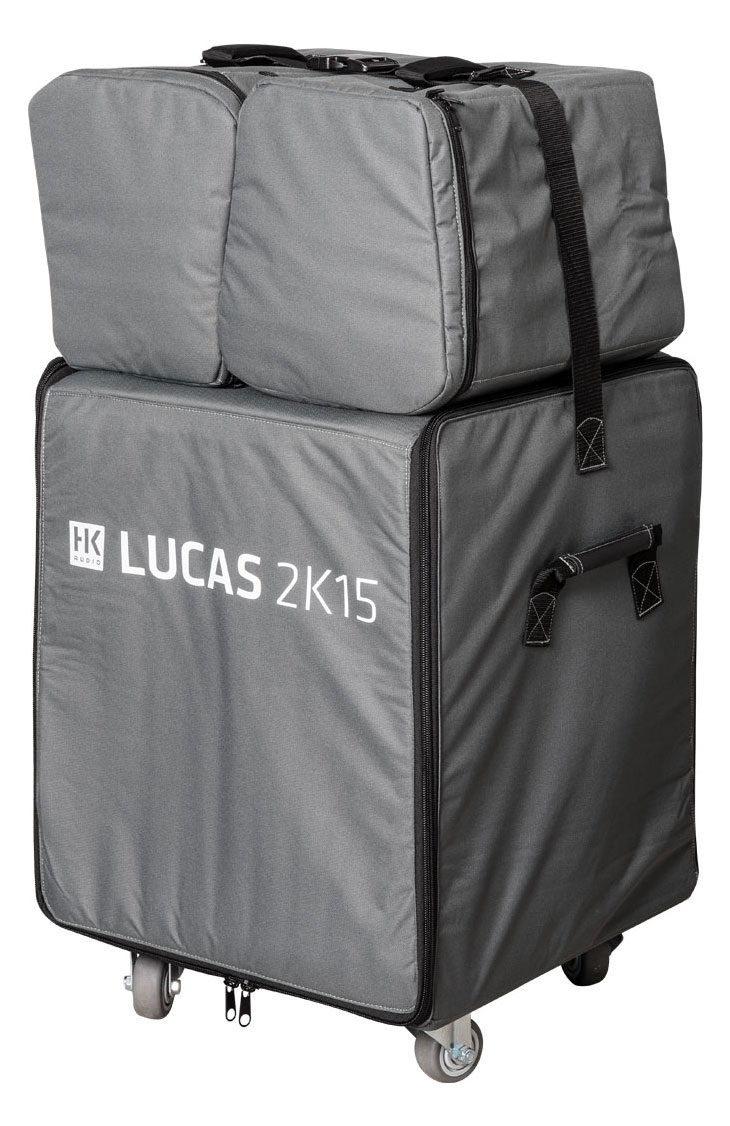 Studiozubehoer - HK Audio Lucas 2K15 Roller Bag - Onlineshop Musikhaus Kirstein