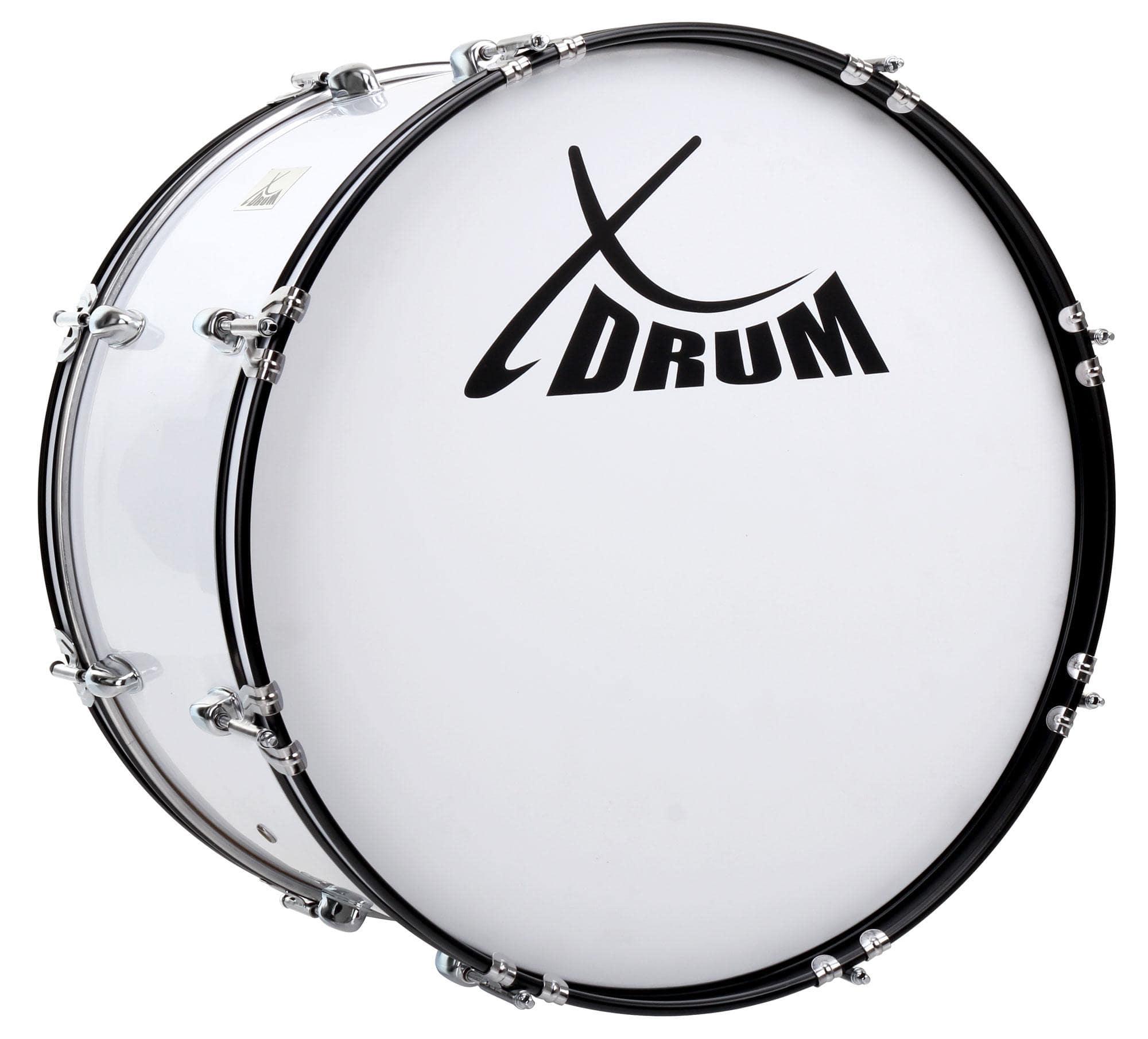 Akustikdrums - XDrum MBD 226 Marschtrommel 26' x 12' Retoure (Zustand sehr gut) - Onlineshop Musikhaus Kirstein