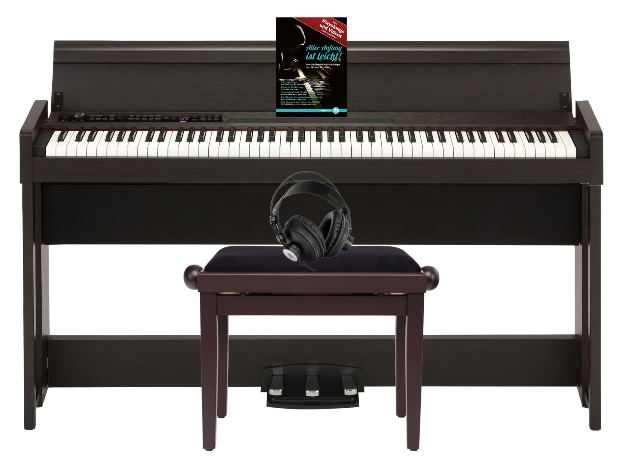 digital piano machen sie den preisvergleich bei nextag. Black Bedroom Furniture Sets. Home Design Ideas