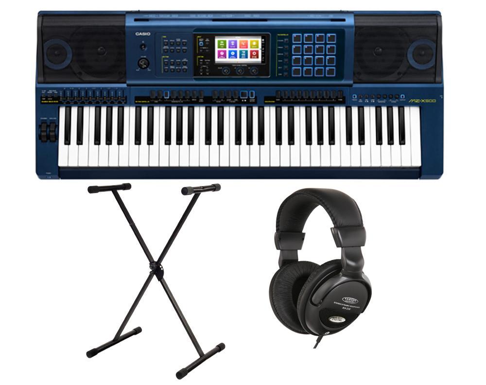 Casio MZ X 500 Keyboard SET
