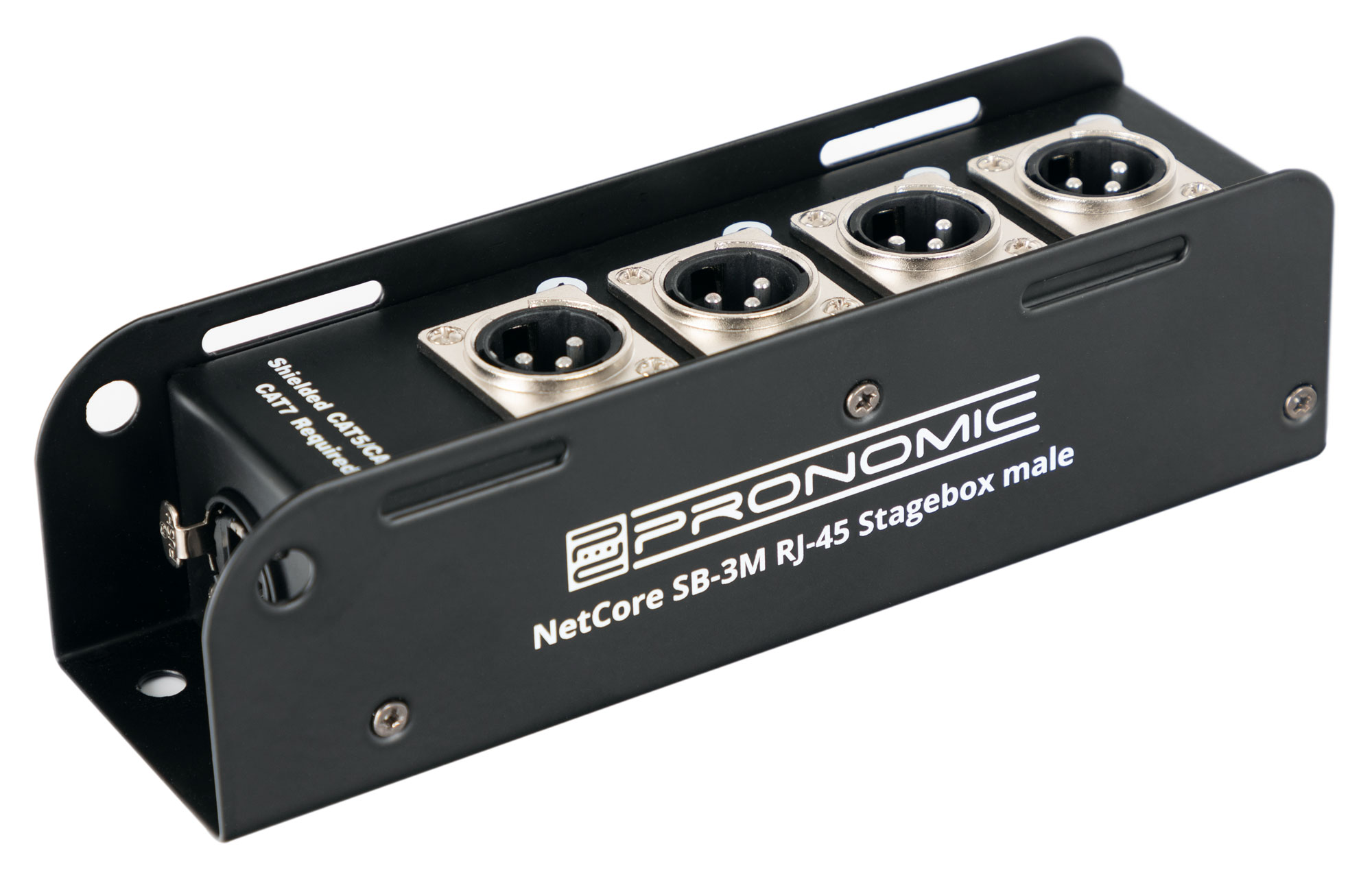Diboxen - Pronomic NetCore SB 3M Multicore Stagebox male - Onlineshop Musikhaus Kirstein