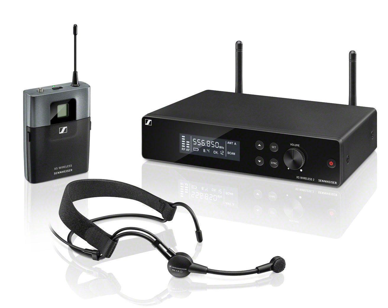 Sennheiser XSW 2 ME3 Headset Funkset