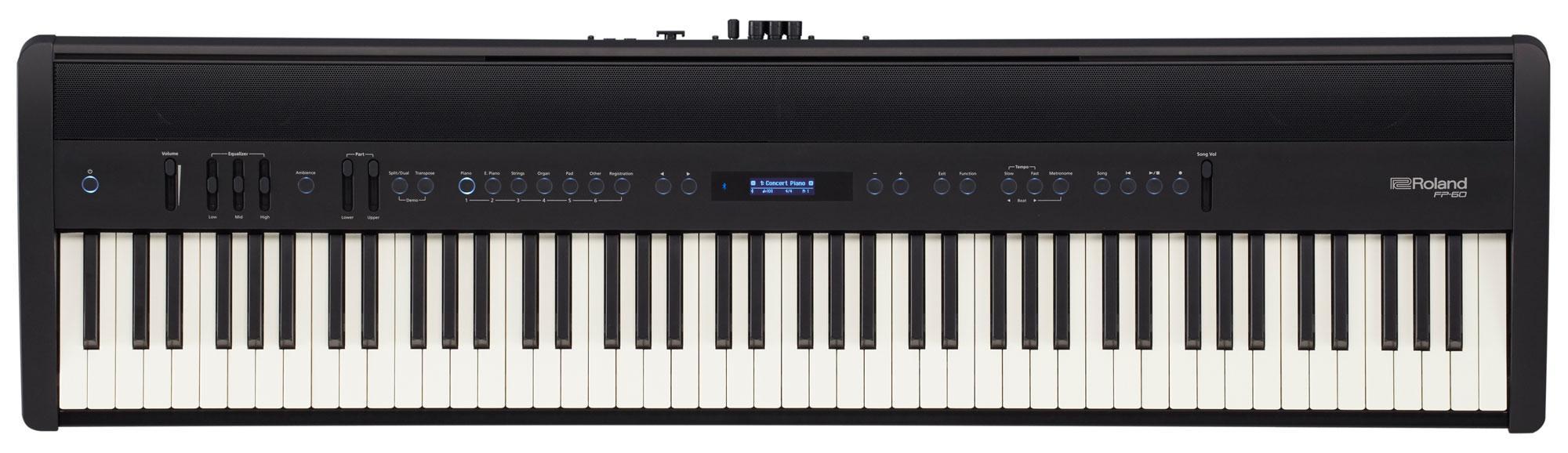 Roland FP 60 BK Stagepiano schwarz
