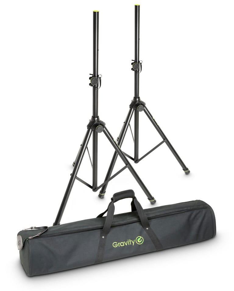 Studiozubehoer - Gravity SS 5211 B Boxenständer Set 1 - Onlineshop Musikhaus Kirstein