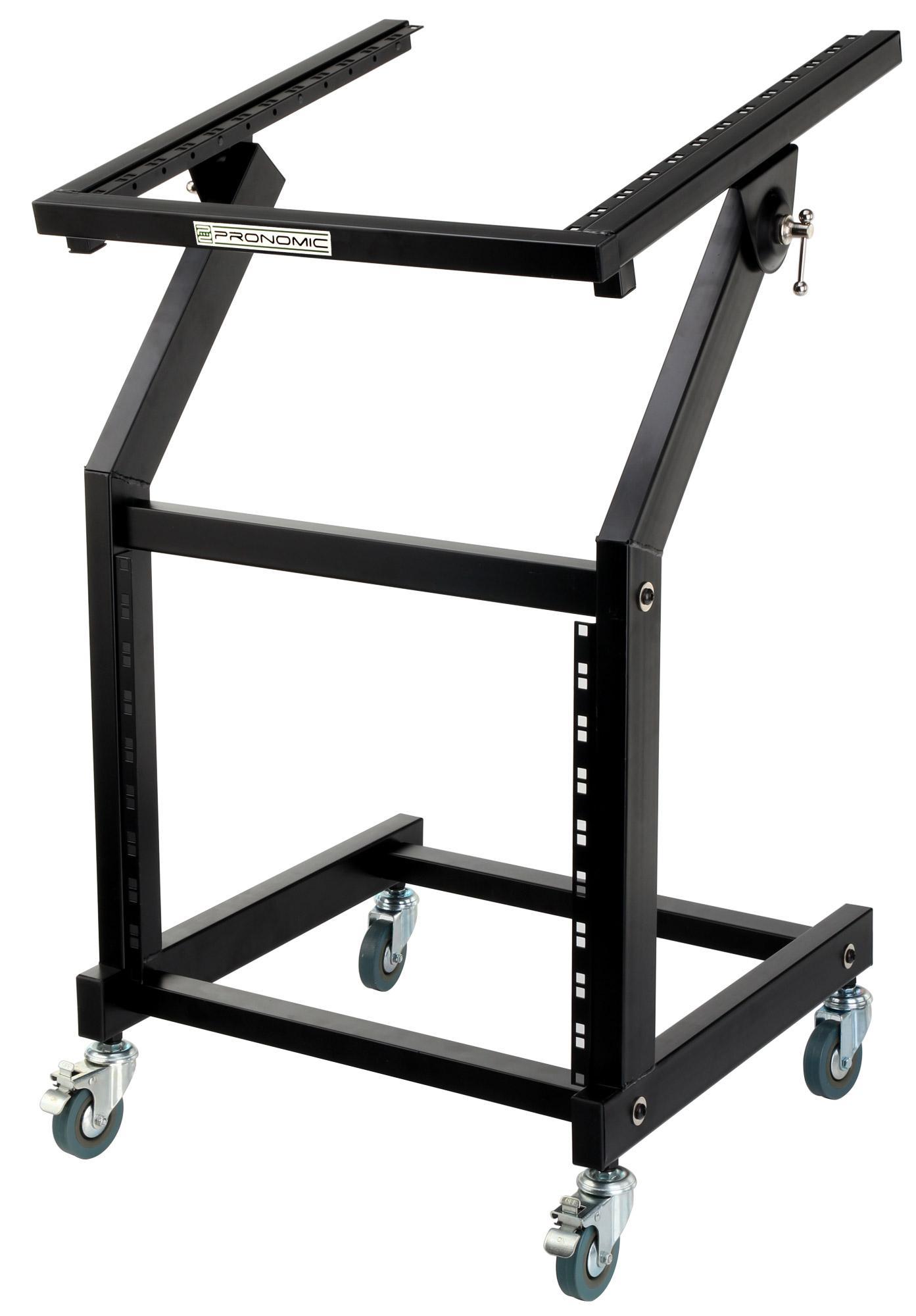 Pronomic MXS 600 Rackwagen 12 9HE mit Rollen