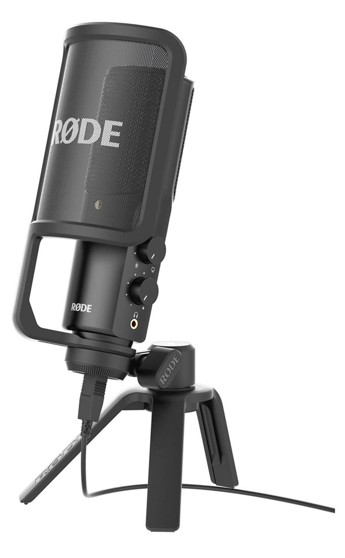 Mikrofone - RODE NT USB Retoure (Verpackungsschaden) - Onlineshop Musikhaus Kirstein