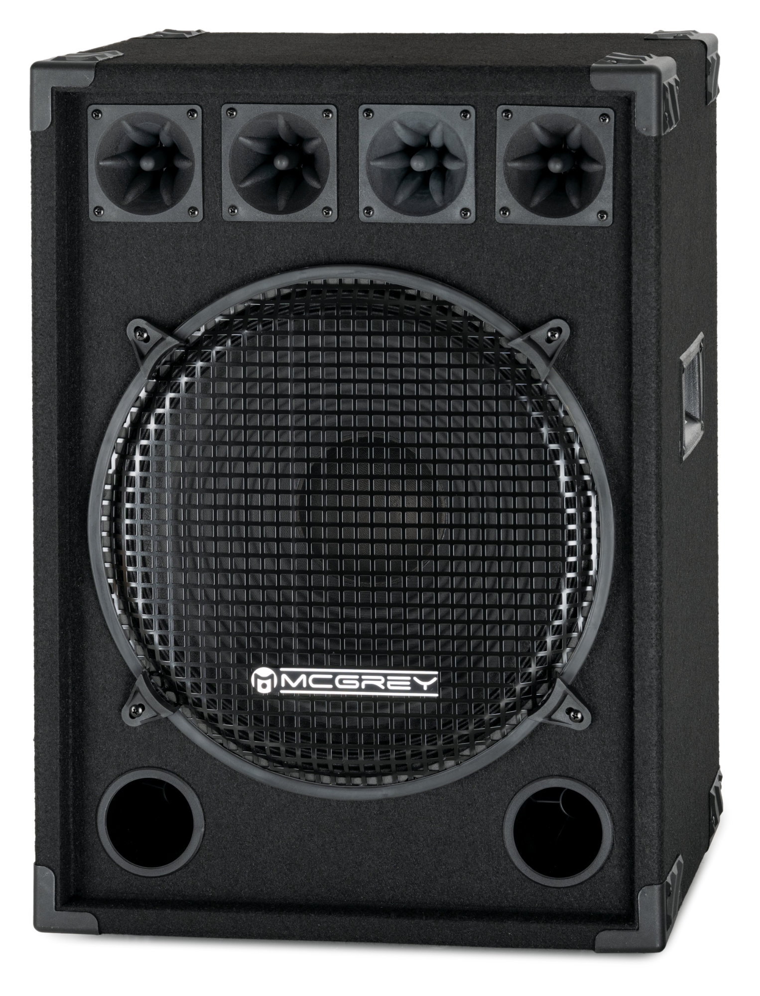 Paboxen - McGrey DJ 1522 Partykeller|DJ Box 800W - Onlineshop Musikhaus Kirstein