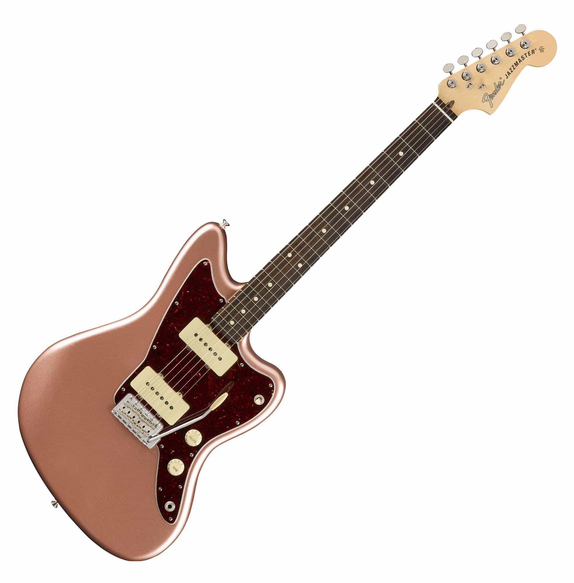 Egitarren - Fender American Performer Jazzmaster RW PNY - Onlineshop Musikhaus Kirstein