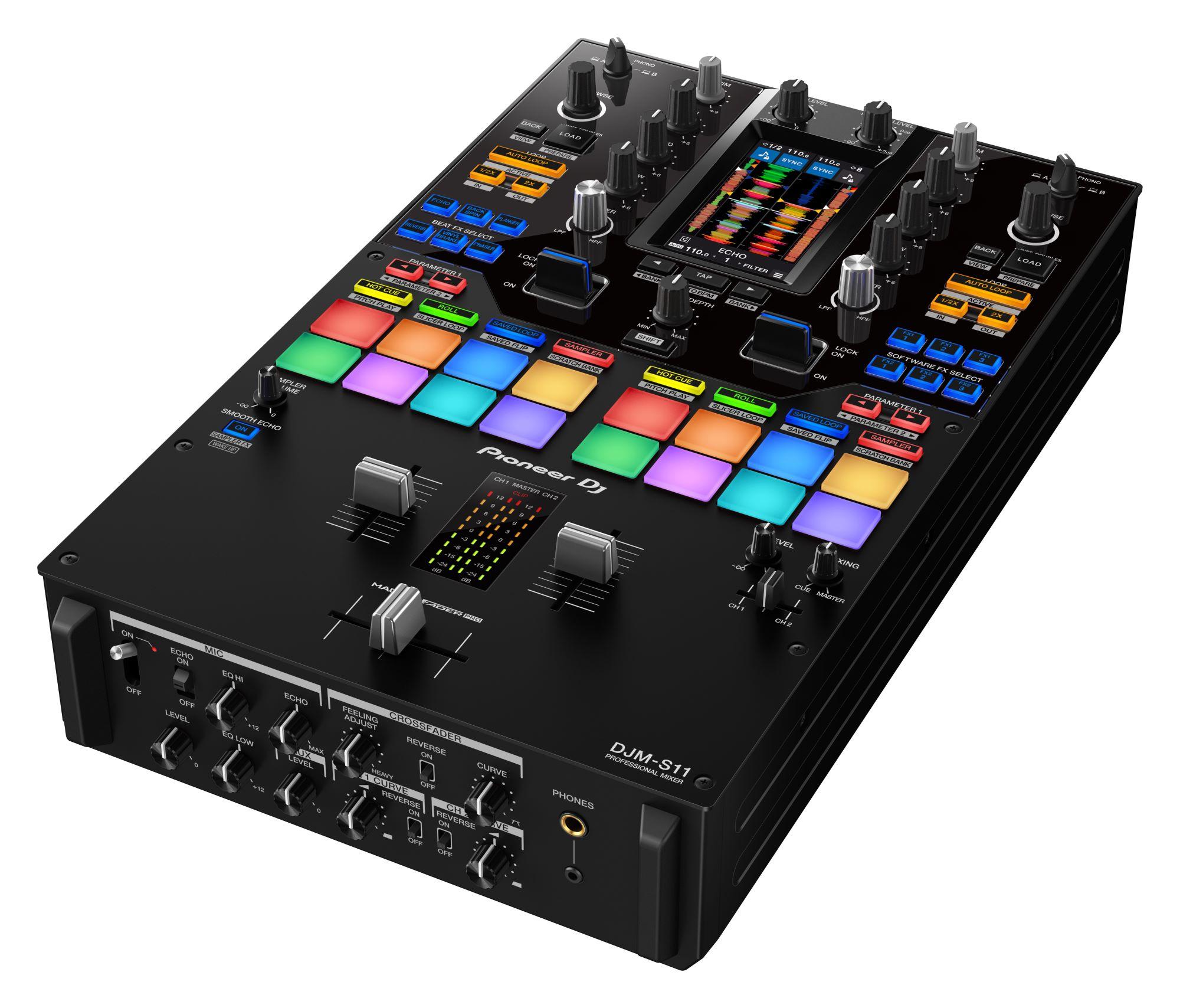 Djmixer - Pioneer DJ DJM S11 - Onlineshop Musikhaus Kirstein