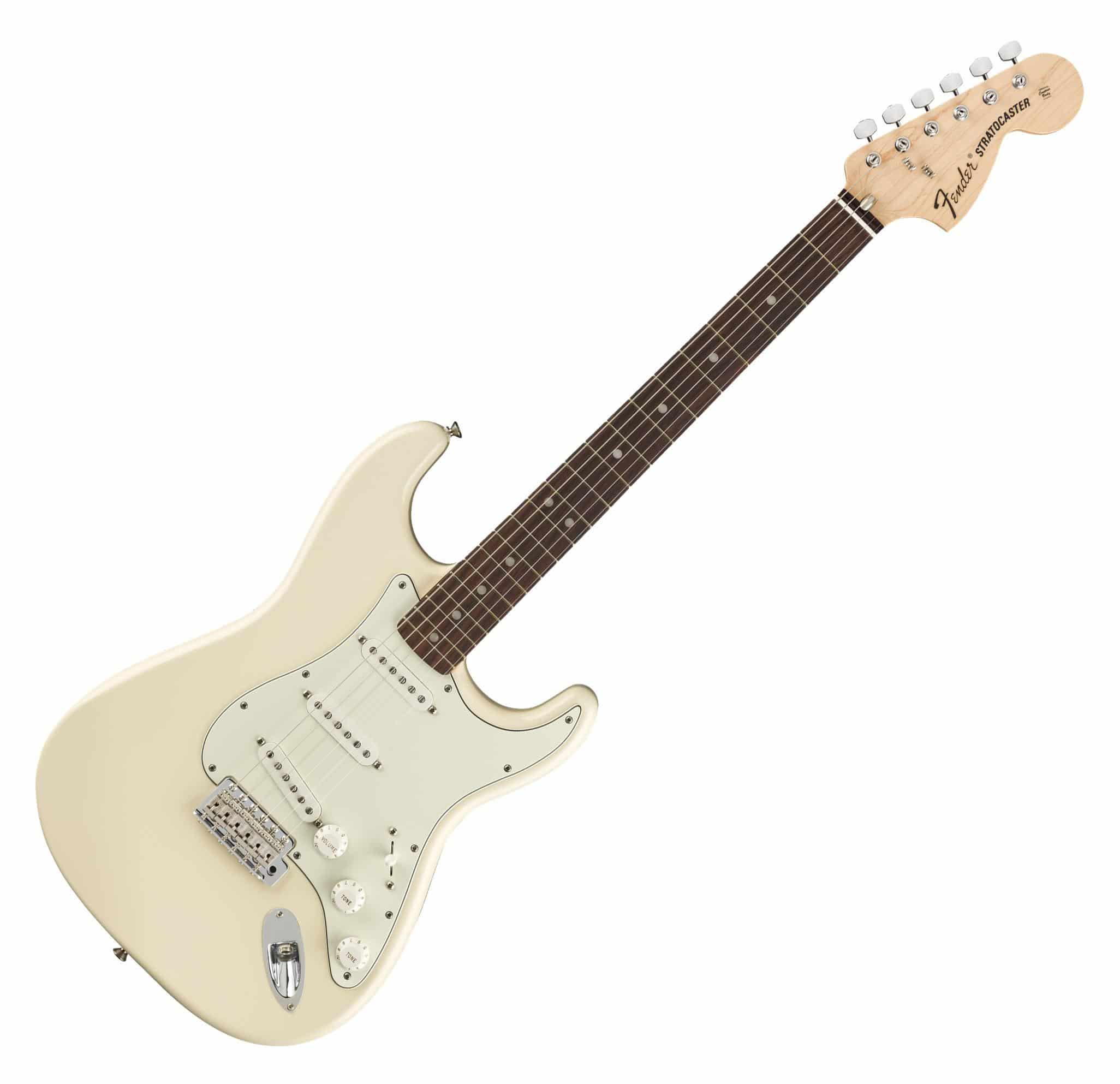 Fender Albert Hammond Jr Strat RW OWT