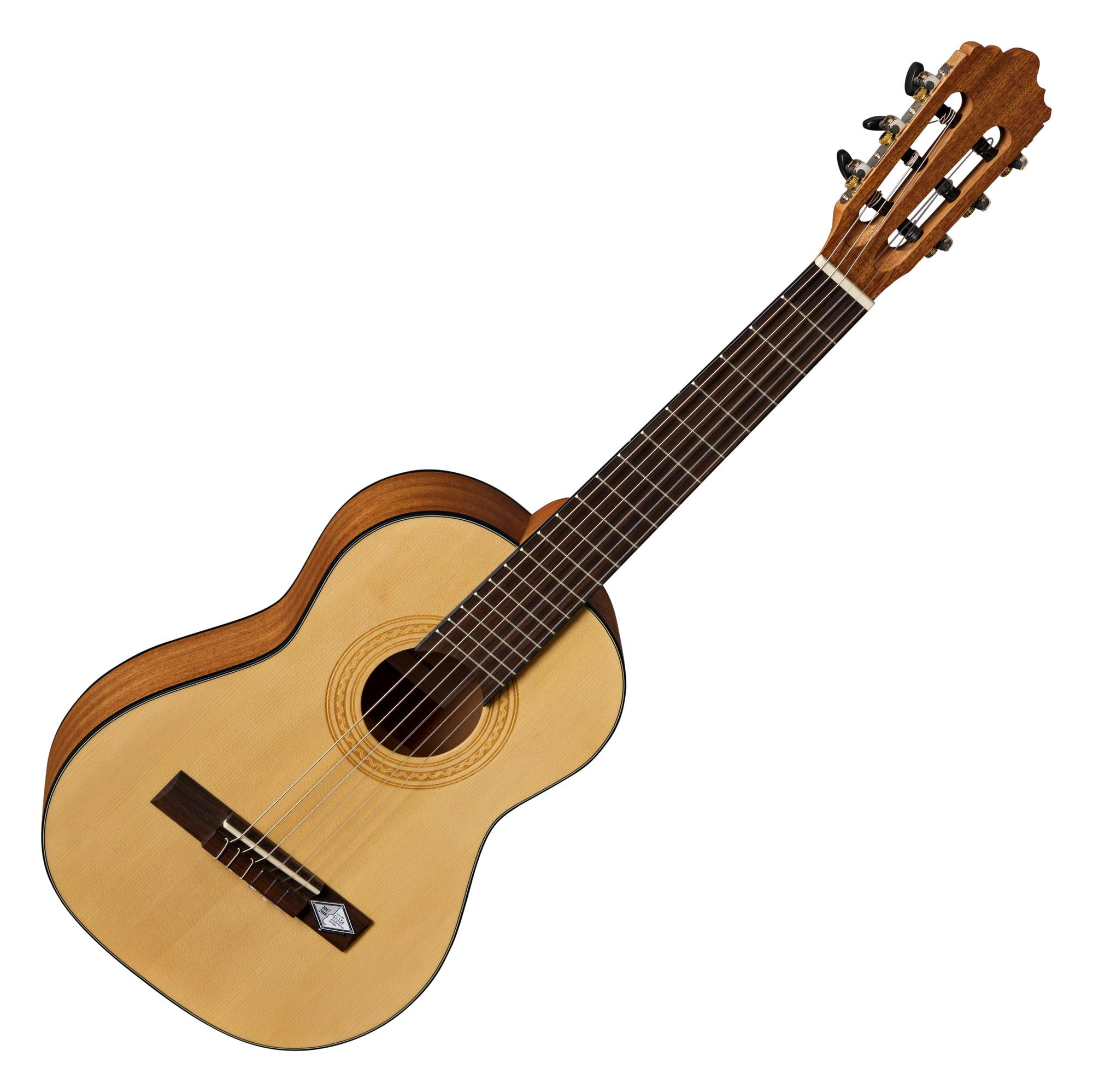 La Mancha Rubinito lsm 53 1 2 Konzertgitarre