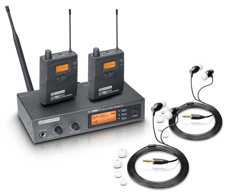 LD Systems MEI 1000 G2 Bundle