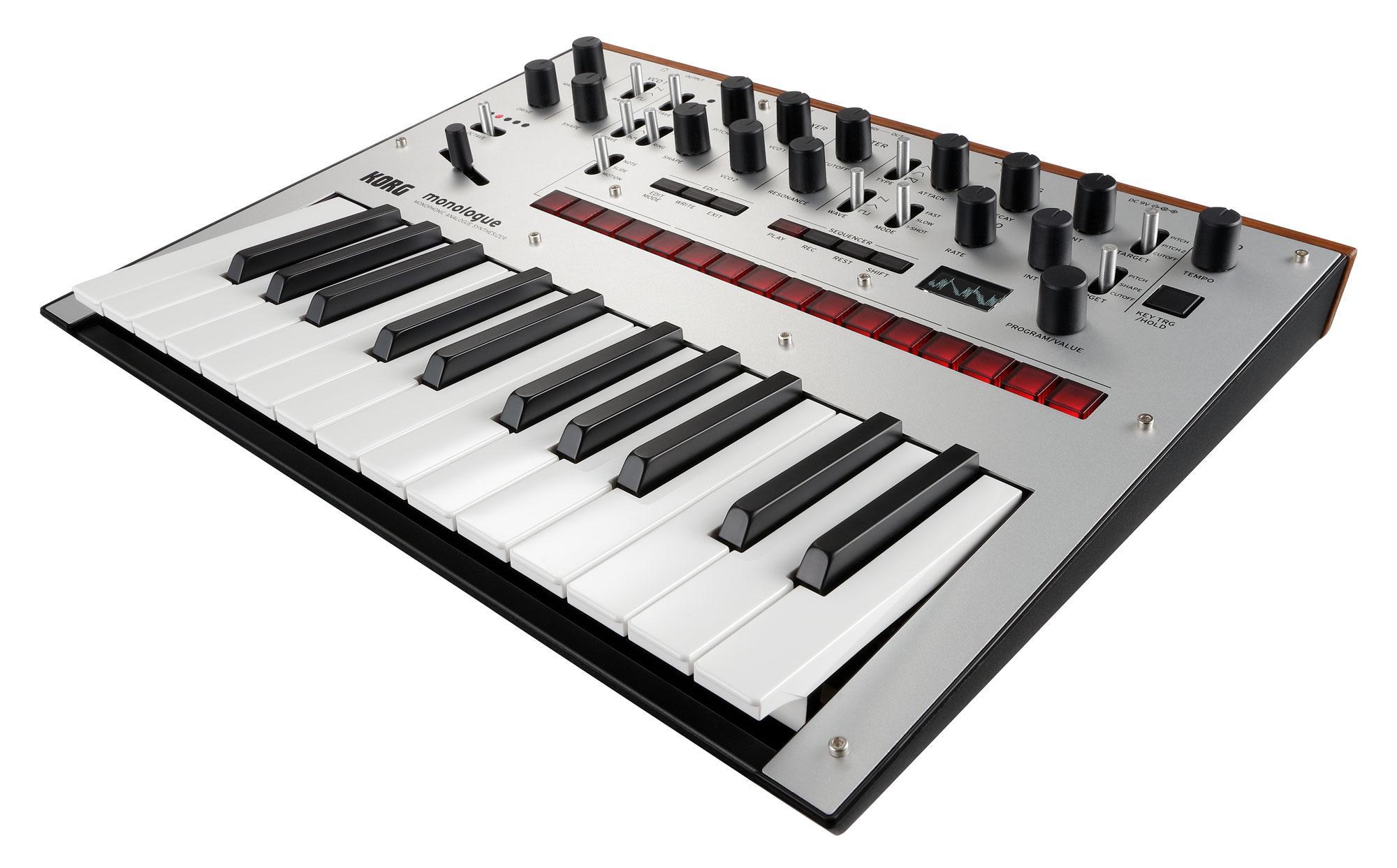 Synthesizer - Korg Monologue SV - Onlineshop Musikhaus Kirstein