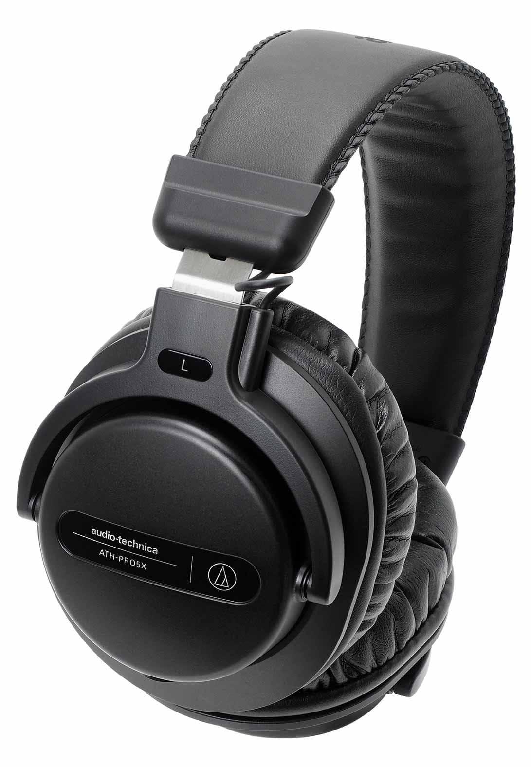 Audio Technica ATH PRO5X Schwarz