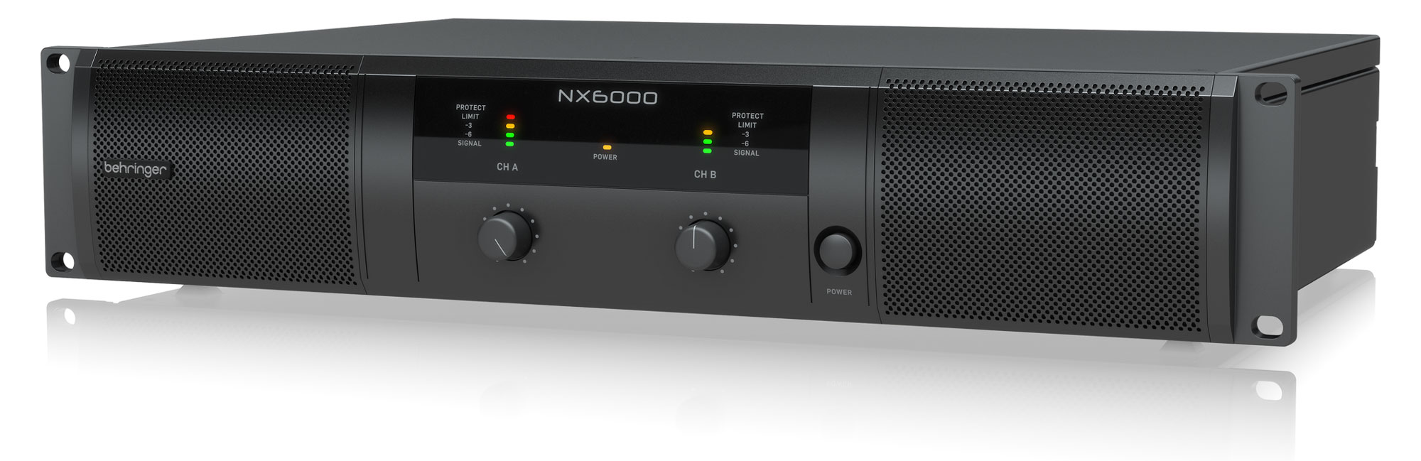 Paendstufen - Behringer NX6000 Endstufe - Onlineshop Musikhaus Kirstein