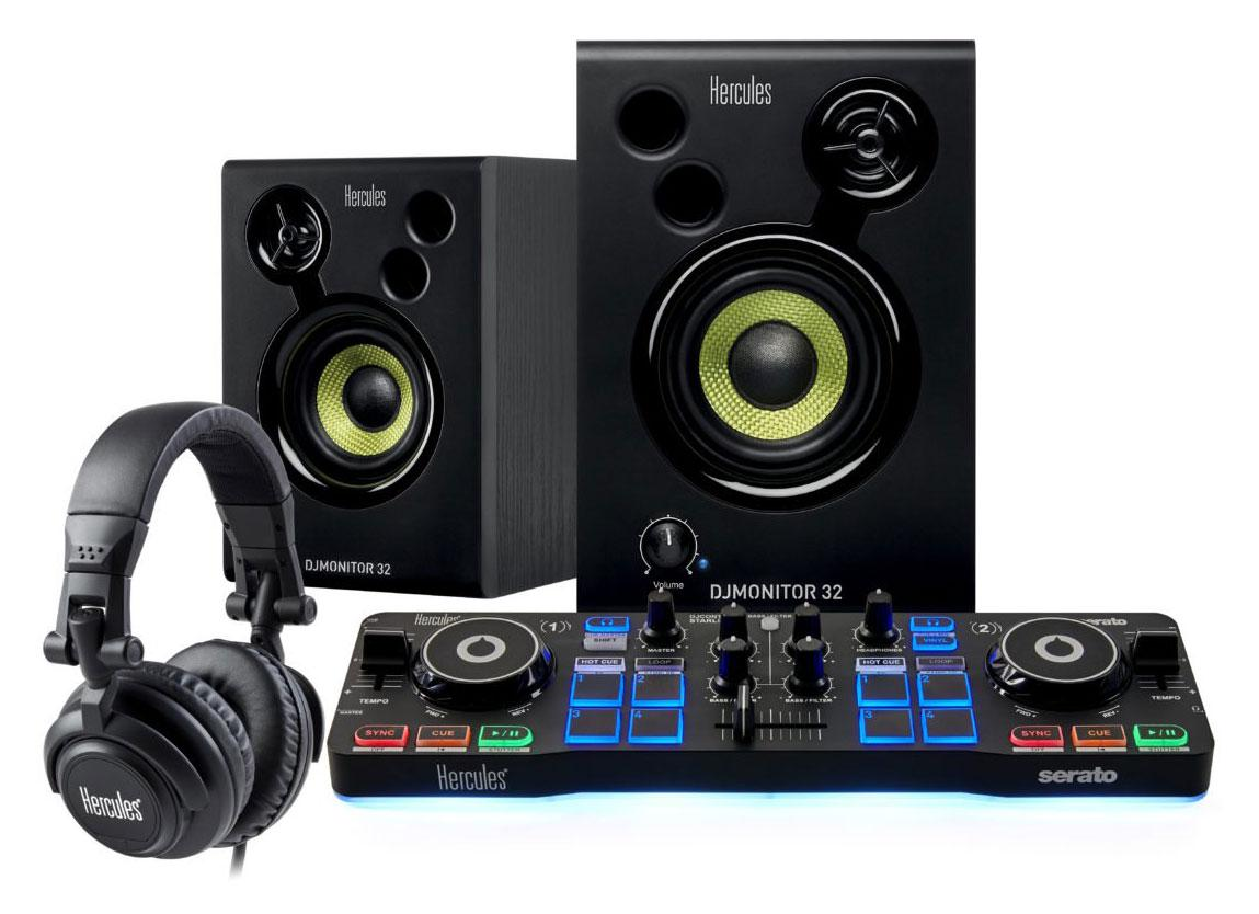 Djkomplettanlagen - Hercules DJStarter Kit - Onlineshop Musikhaus Kirstein