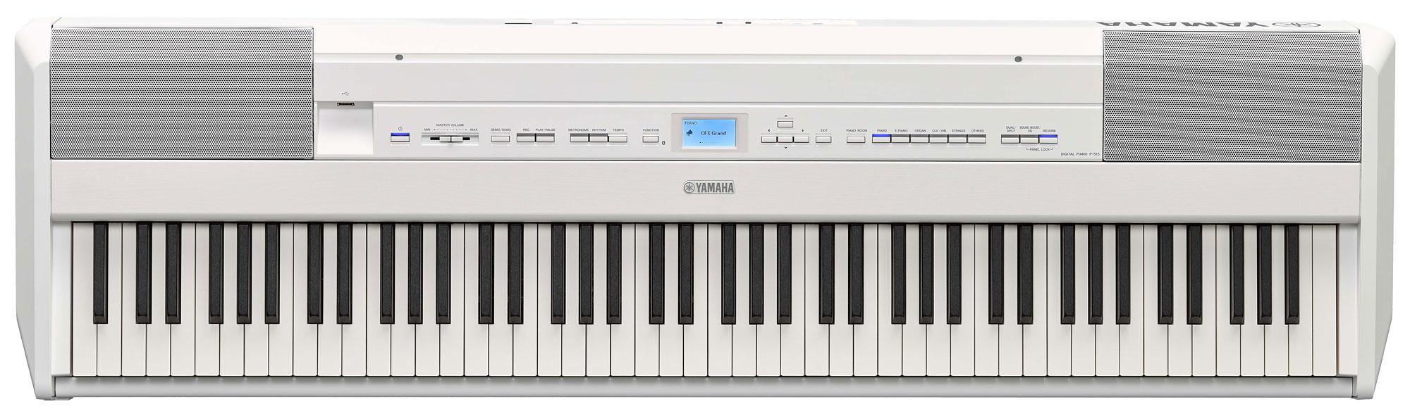 Yamaha P 515WH Stage Piano weiß