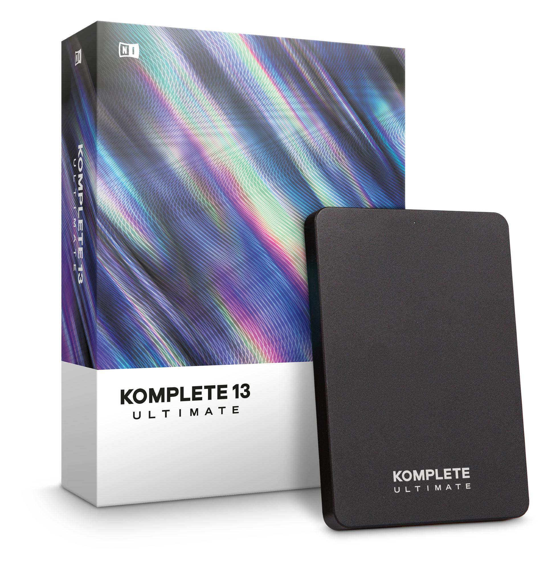 Studiosoftware - Native Instruments KOMPLETE 13 Ultimate Update - Onlineshop Musikhaus Kirstein