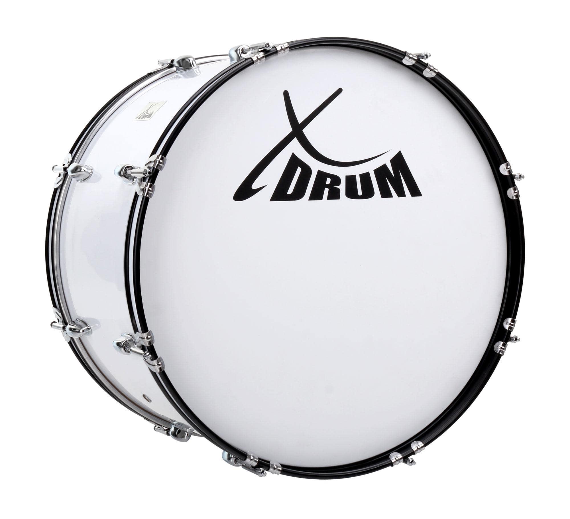 Marching - XDrum MBD 222 Marschtrommel 22 x 12 - Onlineshop Musikhaus Kirstein