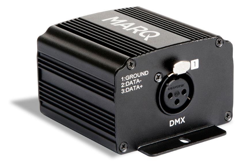 Marq Lighting SceniQ 1 DMX Interface