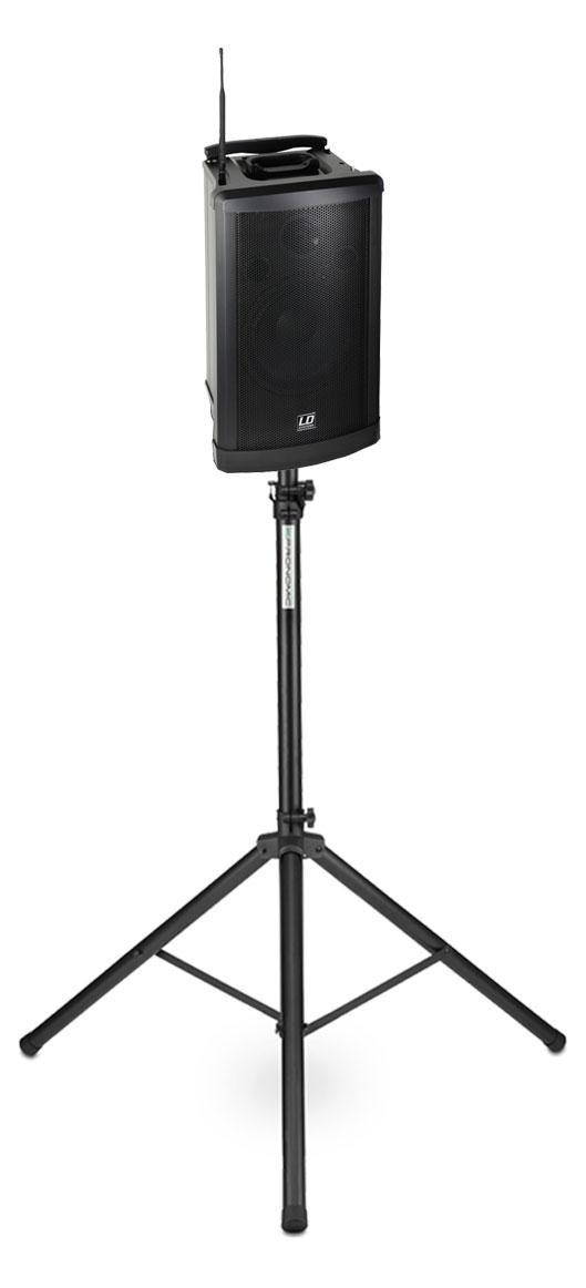 Boxenkomplettanlagen - LD Systems Roadman 102 Set inkl. Boxenstativ - Onlineshop Musikhaus Kirstein