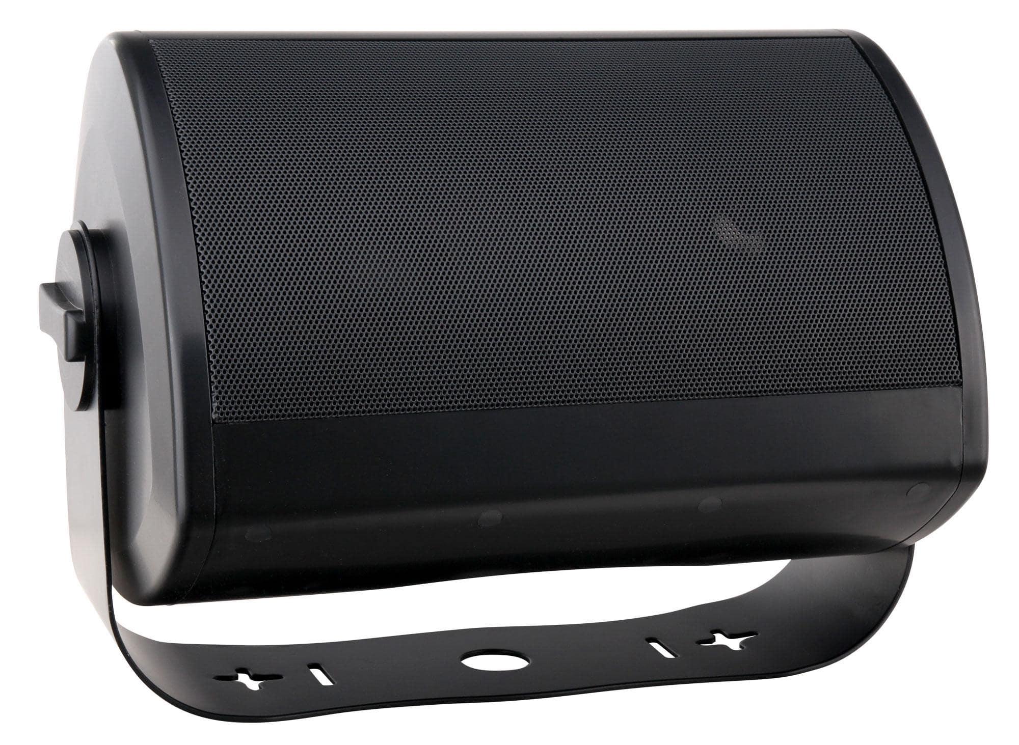 Pronomic OLS 10 BK Outdoor Lautsprecher schwarz 100 Watt Retoure (Zustand sehr gut)