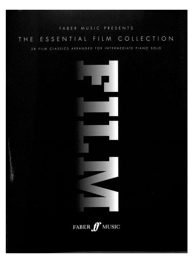 Klavierlernen - The Essential Film Collection Noten für Klavier - Onlineshop Musikhaus Kirstein