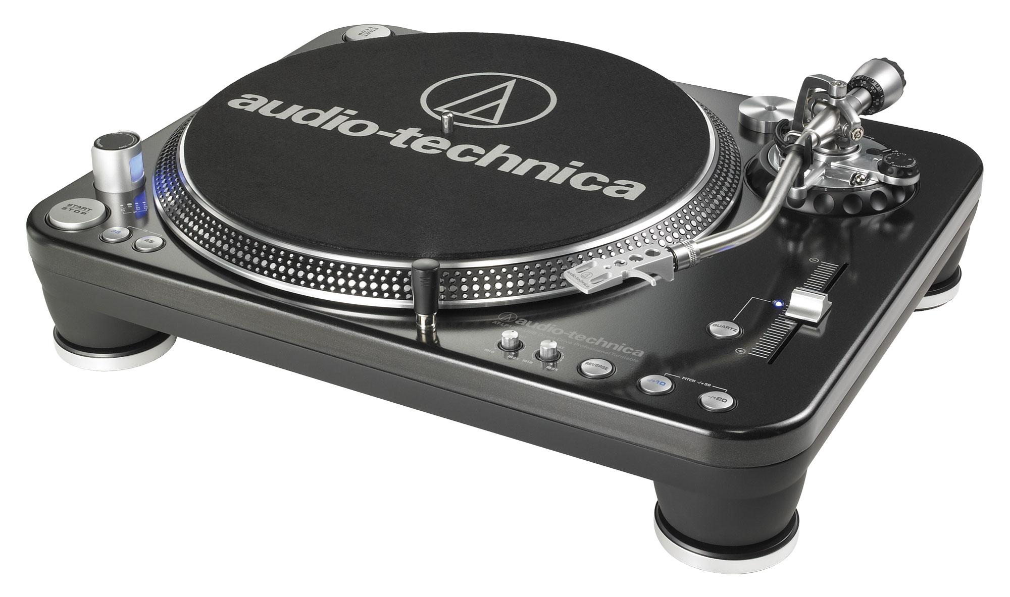 Audio Technica AT LP1240USB Plattenspieler