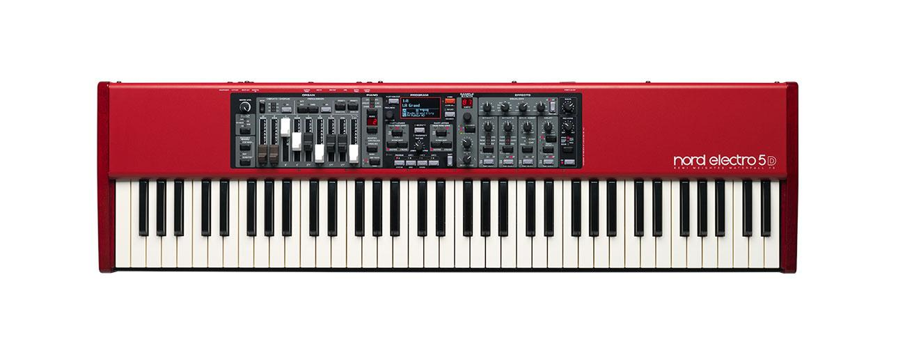 Clavia Nord Electro 5D 73 Synthesizer