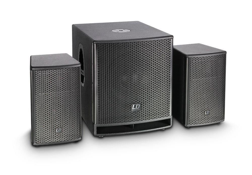 Boxenkomplettanlagen - LD Systems Dave 12 G3 - Onlineshop Musikhaus Kirstein