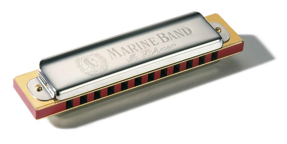 Hohner Marine Band 24 C Mundharmonika