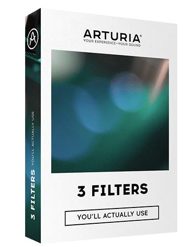 Arturia '3 Filters Youll Actually Use' Software