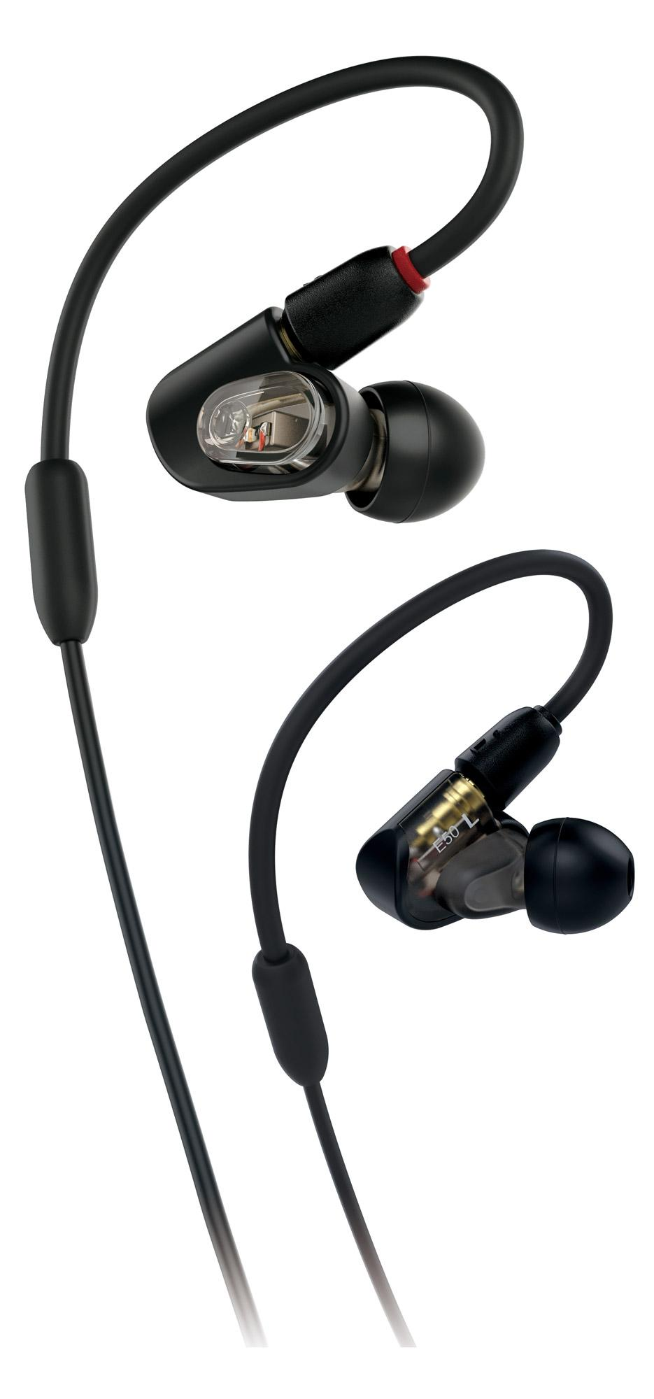 Audio Technica ATH E50 In Ear Monitor Kopfhörer